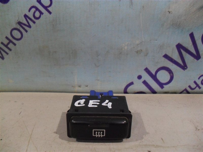 Кнопка обогрева заднего стекла Honda Ascot CE4 G20A 1994