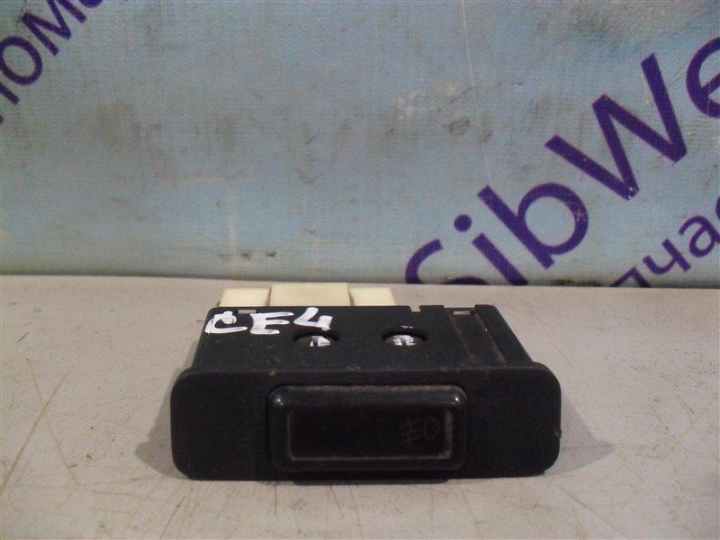 Кнопка туманки Honda Ascot CE4 G20A 1994