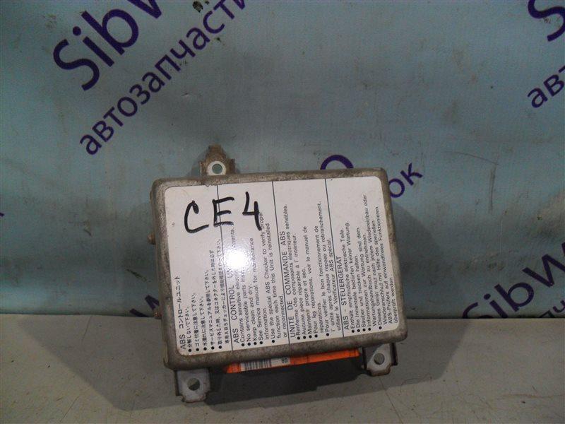 Блок управления abs Honda Ascot CE4 G20A 1994