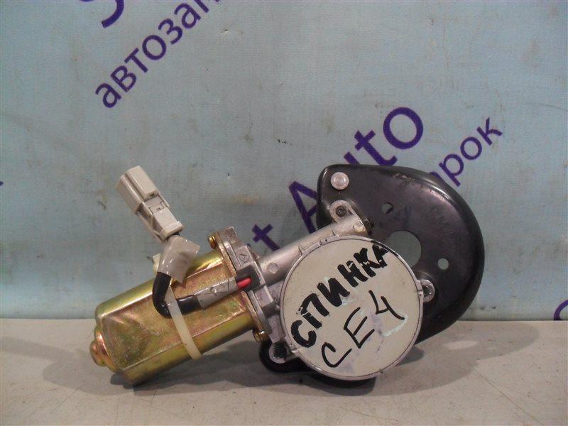 Мотор привода сиденья Honda Ascot CE4 G20A 1994