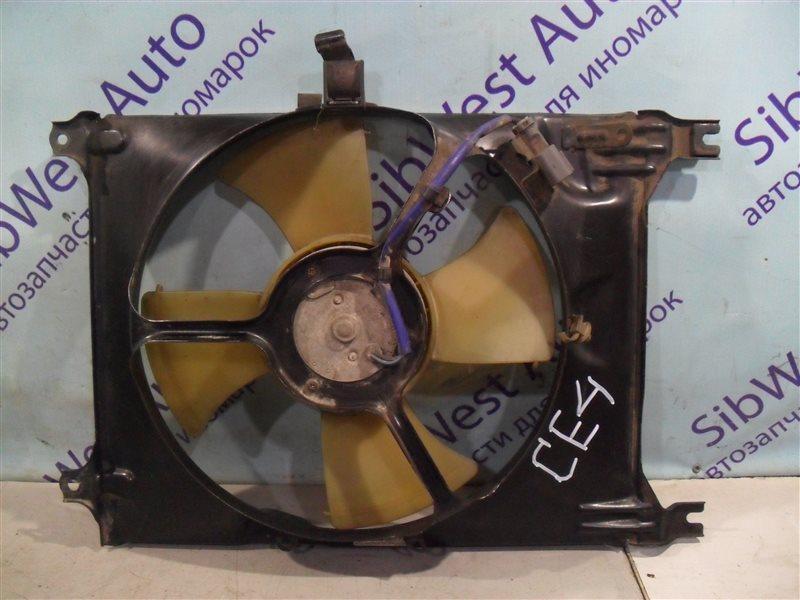 Вентилятор радиатора Honda Ascot CE4 G20A 1994