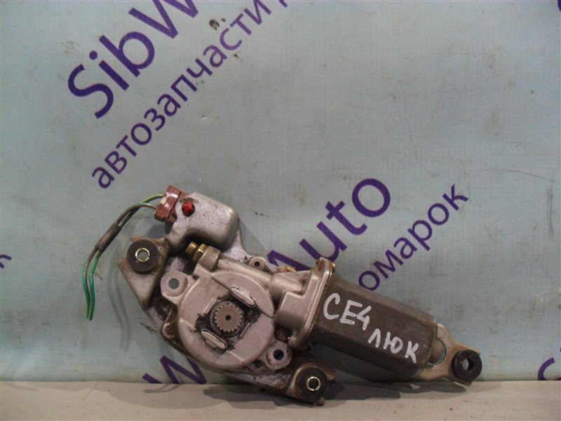 Моторчик люка Honda Ascot CE4 G20A 1994