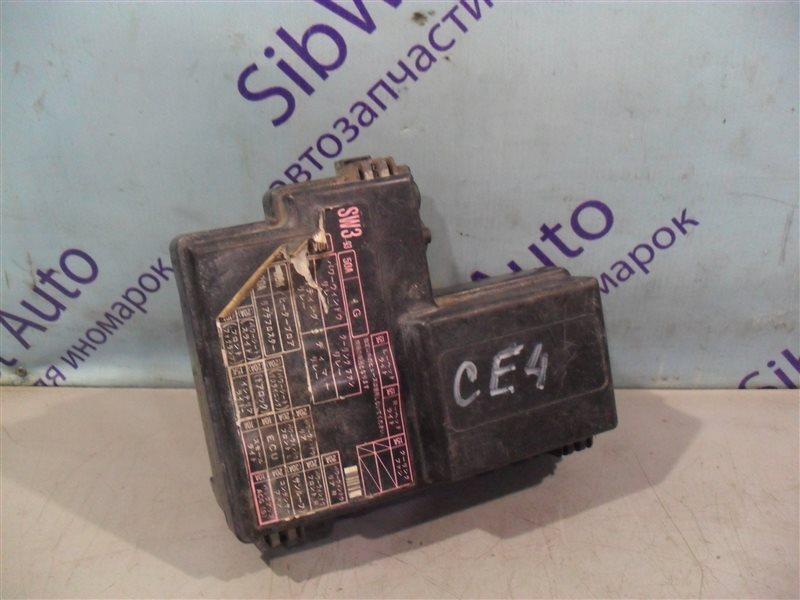Блок предохранителей Honda Ascot CE4 G20A 1994