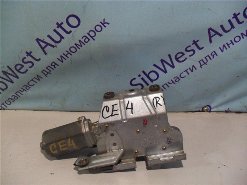 Моторчик заднего дворника Honda Ascot CE4 G20A 1994 задний
