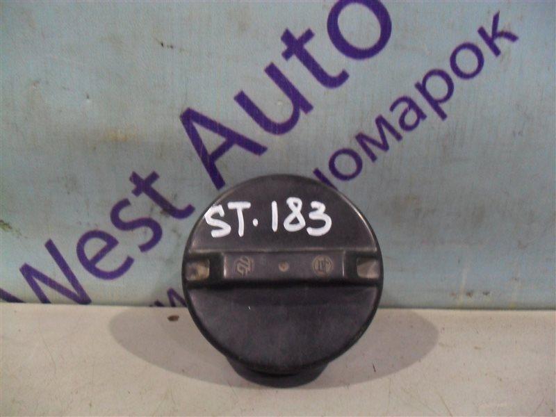 Крышка бензобака Toyota Carina Ed ST183(2) 3SFE 1989