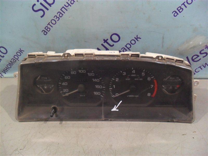 Панель приборов Toyota Carina Ed ST183(2) 3SFE 1989