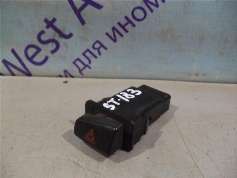 Кнопка аварийной сигнализации Toyota Carina Ed ST183(2) 3SFE 1989