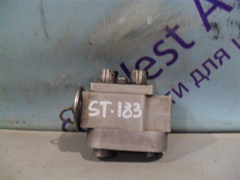 Клапан кондиционера Toyota Carina Ed ST183(2) 3SFE 1989