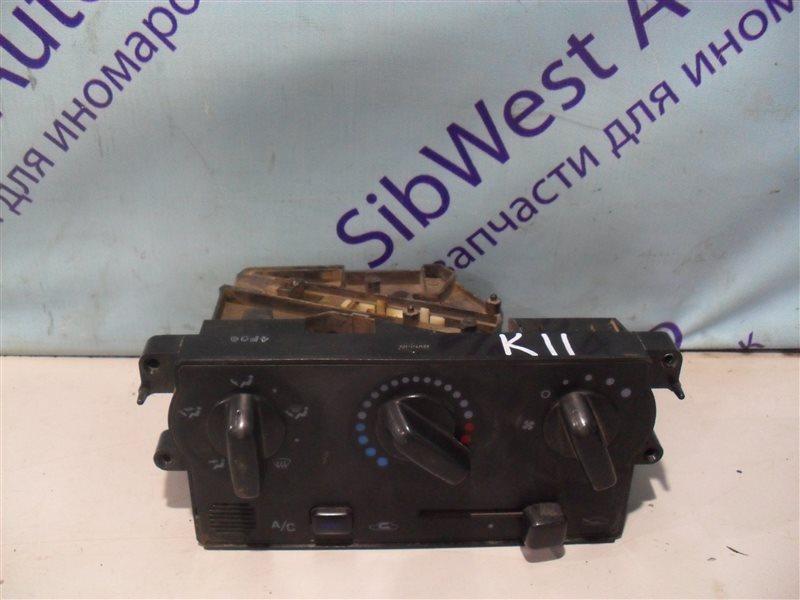 Блок управления климат-контролем Nissan March K11 CG10DE 1994