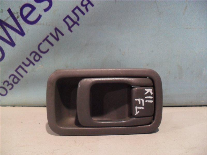 Ручка двери внутренняя Nissan March K11 CG10DE 1994 передняя левая