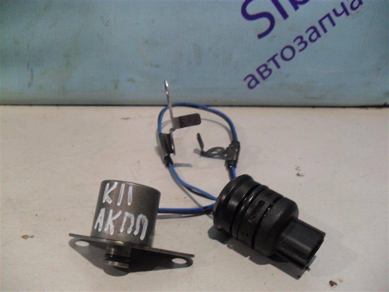 Электромагнитный клапан акпп Nissan March K11 CG10DE 1994