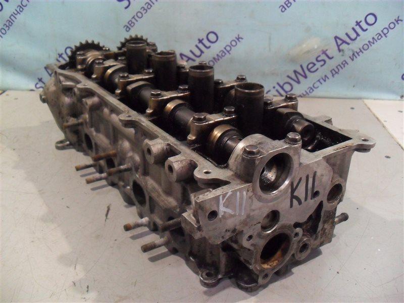 Головка блока цилиндров Nissan March K11 CG10DE 1994