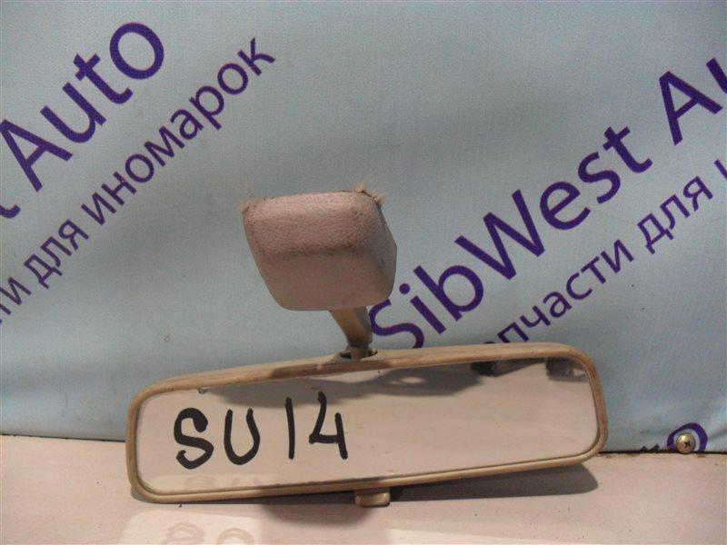 Зеркало заднего вида Nissan Bluebird SU14 CD20 1999