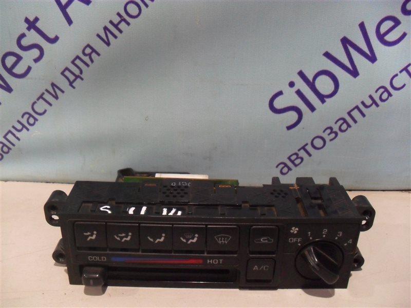 Блок управления климат-контролем Nissan Bluebird SU14 CD20 1999