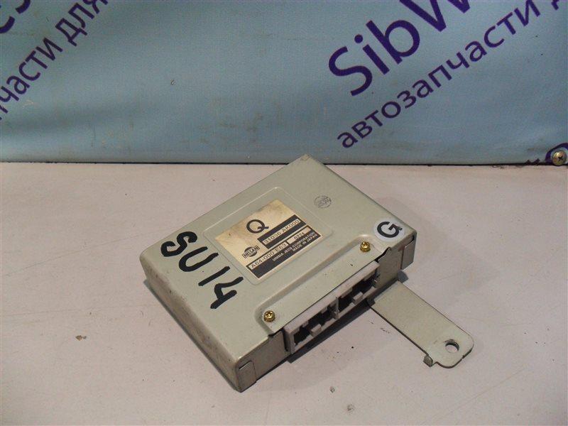 Блок управления акпп Nissan Bluebird SU14 CD20 1999