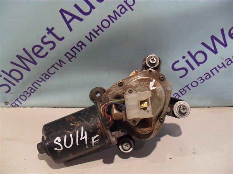 Мотор дворников Nissan Bluebird SU14 CD20 1999 передний