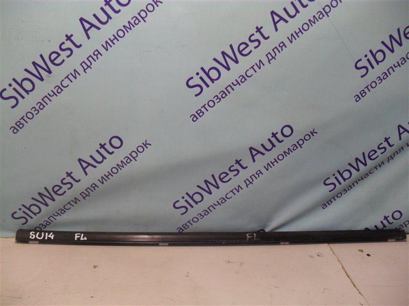 Молдинг стекла Nissan Bluebird SU14 CD20 1999 передний левый верхний