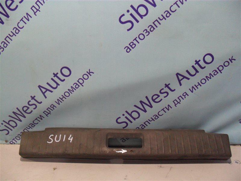 Накладка замка багажника Nissan Bluebird SU14 CD20 1999