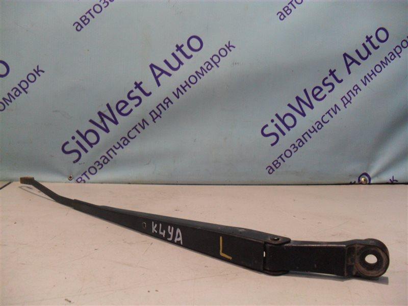 Поводок стеклоочистителя Daewoo Matiz KLYA F8CV 2010 передний левый