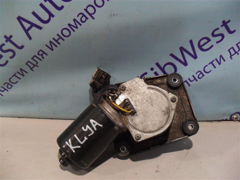 Мотор дворников Daewoo Matiz KLYA F8CV 2010 передний