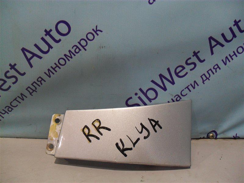 Планка под стоп Daewoo Matiz KLYA F8CV 2010 задняя правая