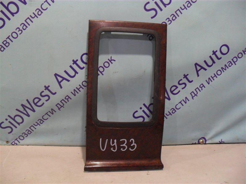 Консоль кпп Nissan Cedric UY33 RD28 1997