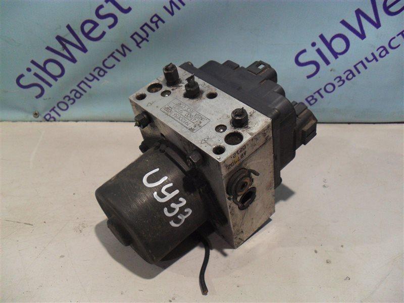 Блок abs Nissan Cedric UY33 RD28 1997