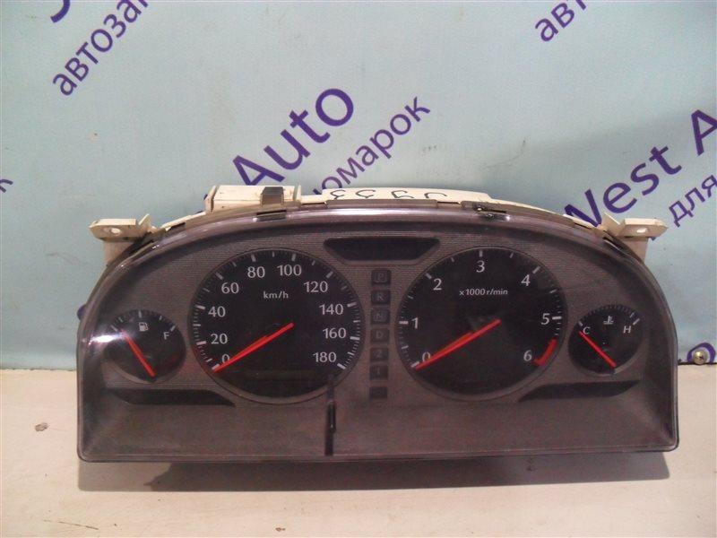Панель приборов Nissan Cedric UY33 RD28 1997