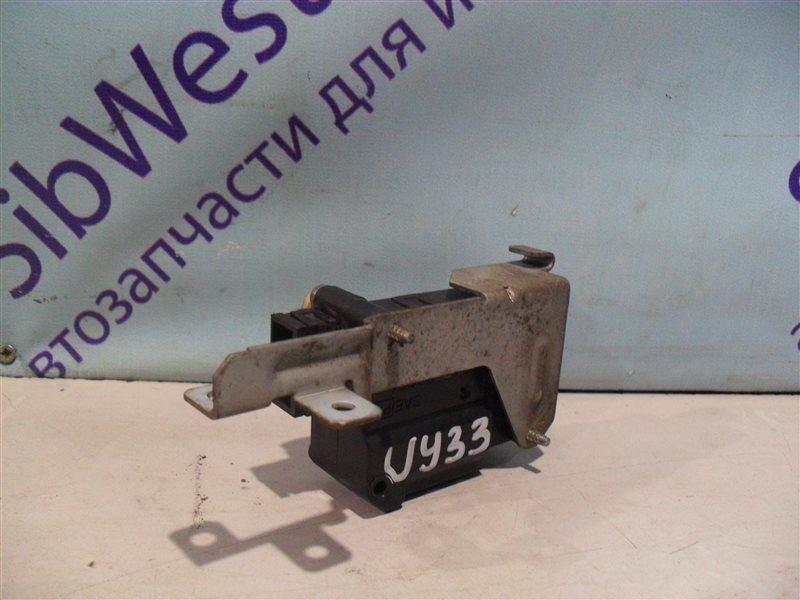 Сервопривод заслонок печки Nissan Cedric UY33 RD28 1997