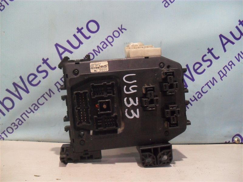 Блок предохранителей Nissan Cedric UY33 RD28 1997