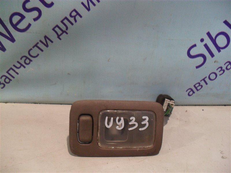 Плафон Nissan Cedric UY33 RD28 1997 задний