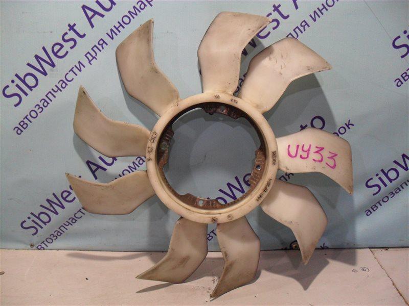 Крыльчатка вентилятора Nissan Cedric UY33 RD28 1997