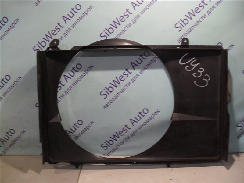 Диффузор радиатора Nissan Cedric UY33 RD28 1997