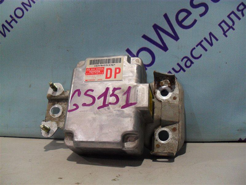 Блок управления airbag Toyota Crown GS151 1GFE 1997