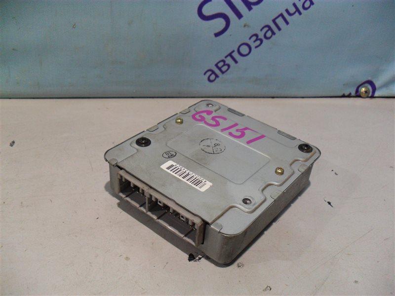 Блок управления abs Toyota Crown GS151 1GFE 1997