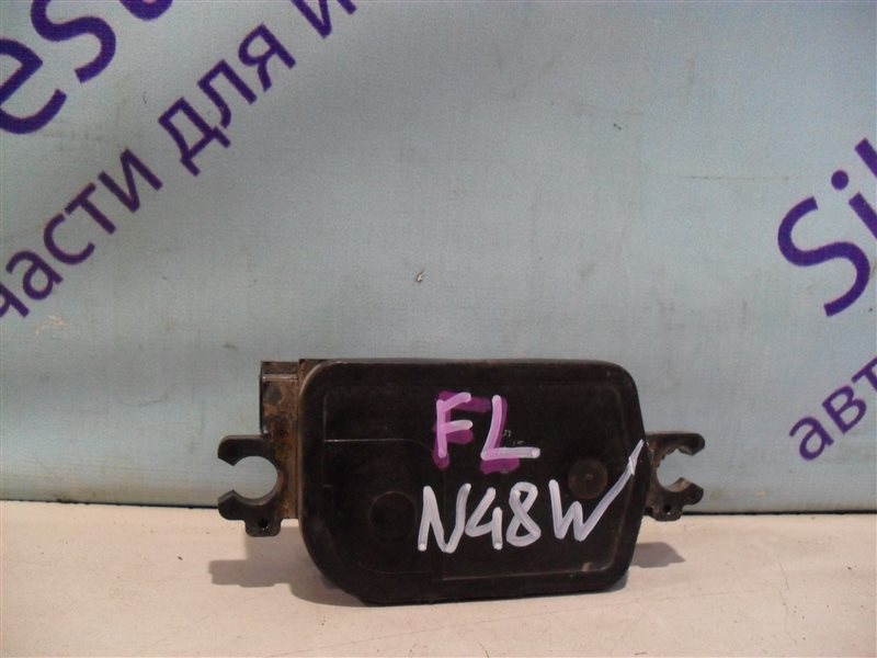 Электропривод замка двери Mitsubishi Chariot N48W 4D68 1994 передний левый