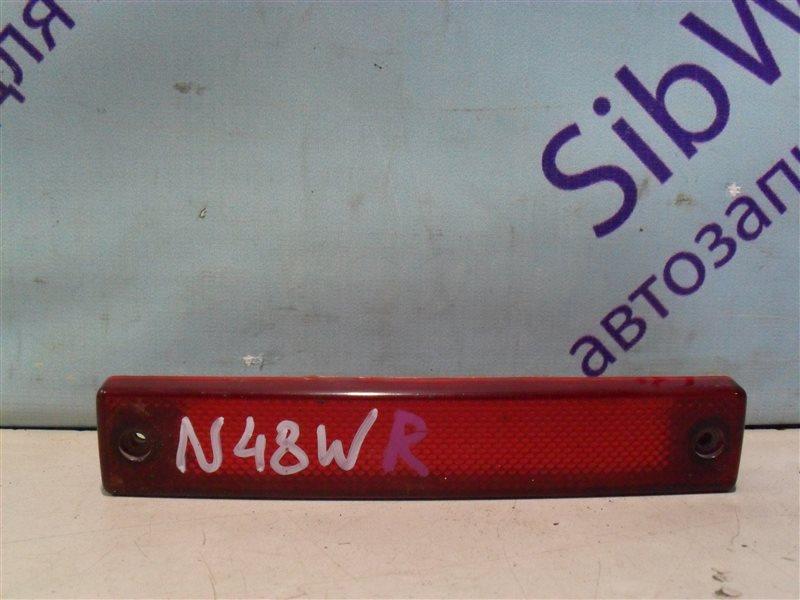 Катафот Mitsubishi Chariot N48W 4D68 1994 задний