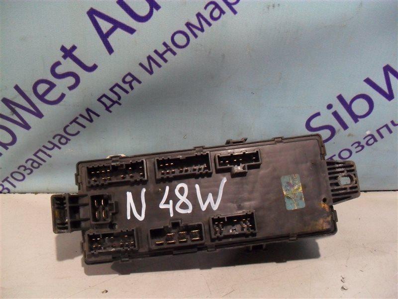 Блок предохранителей Mitsubishi Chariot N48W 4D68 1994