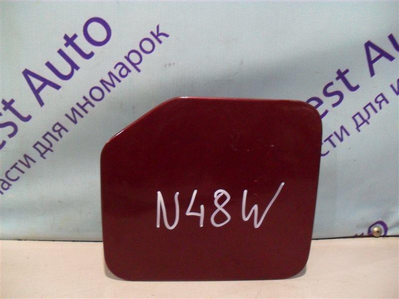 Лючок бензобака Mitsubishi Chariot N48W 4D68 1994