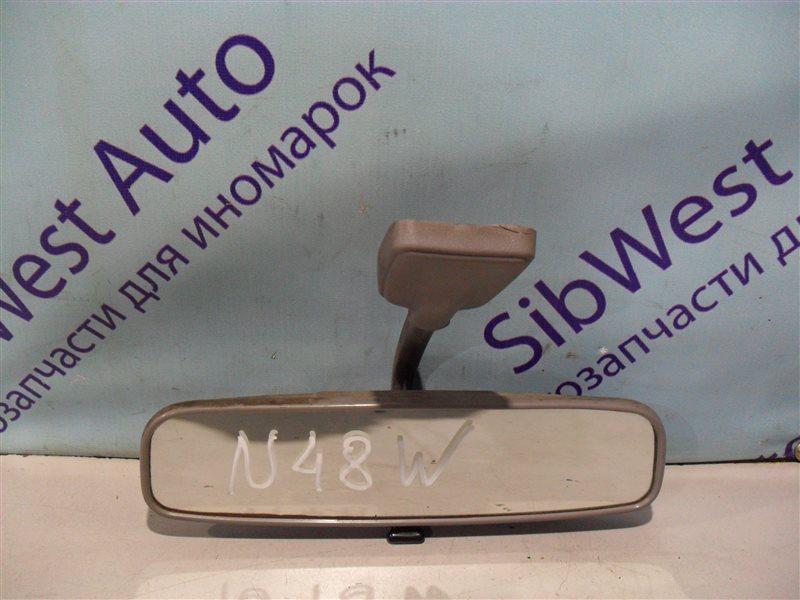 Зеркало заднего вида Mitsubishi Chariot N48W 4D68 1994