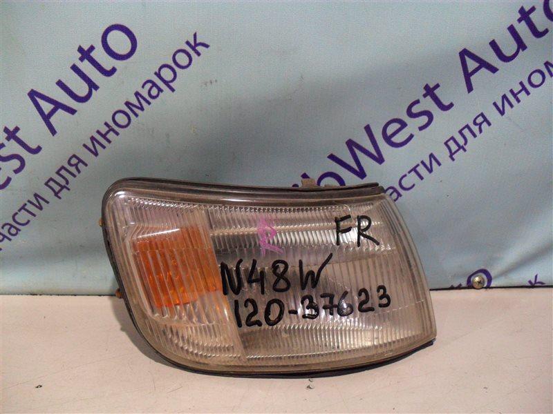 Габарит Mitsubishi Chariot N48W 4D68 1994 передний правый