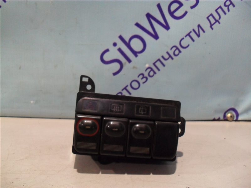 Кнопка обогрева заднего стекла Mitsubishi Chariot N48W 4D68 1994