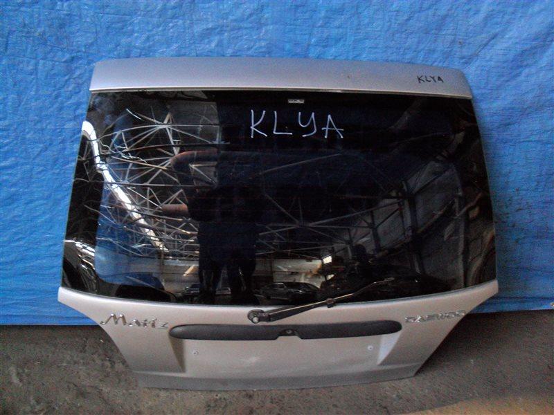Дверь 5-я Daewoo Matiz KLYA F8CV 2010