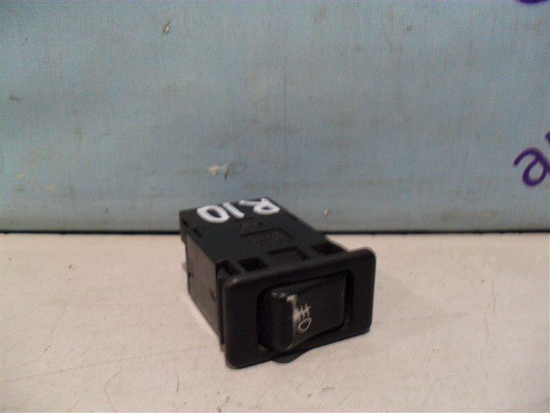 Кнопка туманки Nissan Presea R10 GA15DS 1991