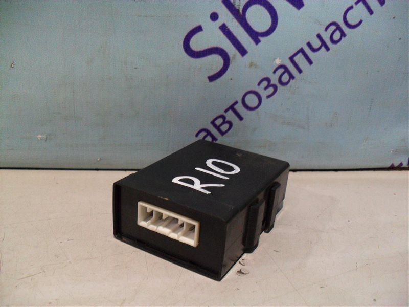 Электронный блок Nissan Presea R10 GA15DS 1991