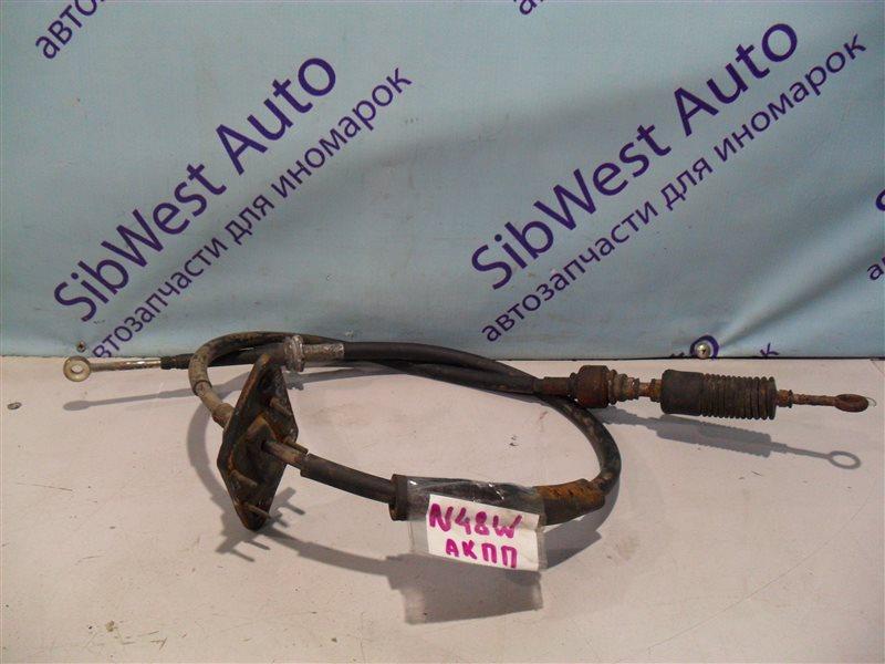 Трос переключения акпп Mitsubishi Chariot N48W 4D68 1994