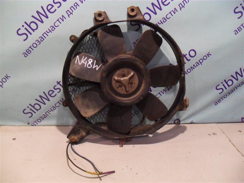 Вентилятор радиатора кондиционера Mitsubishi Chariot N48W 4D68 1994