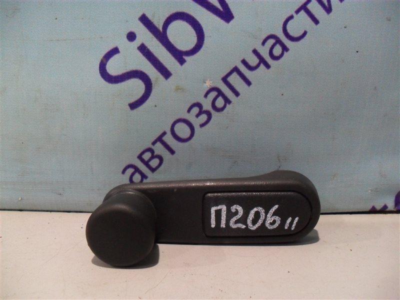 Ручка стеклоподъемника Peugeot 206 2AC TU3JP 1999 задняя левая