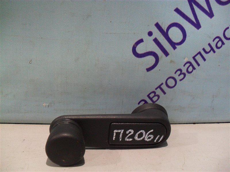 Ручка стеклоподъемника Peugeot 206 2AC TU3JP 1999 задняя правая