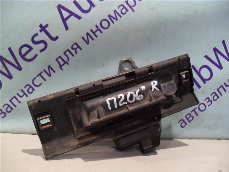 Ручка задней двери Peugeot 206 2AC TU3JP 1999